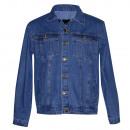 Großhandel Jeanswear: Jeansjacke für Herren Ref. 851. Männliche Mode