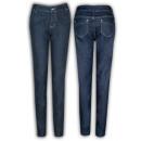 Großhandel Jeanswear:Jeans Frau Ref. 3256