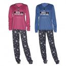 Vrouw pyjama Ref. 134. Lingerie mode.