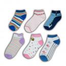 Großhandel Strümpfe & Socken: Kurze Kindersocken Ref. 1032. Dessous