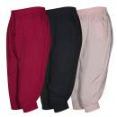 wholesale Trousers: Capri Women's  Pants Ref. 9947. Women's Fas