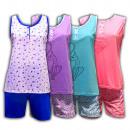 grossiste Pyjamas et Chemises de nuit:Pyjama Femme Réf 1263