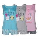 Großhandel Nachtwäsche: Pyjamas Frau Ref. 575. Mode Dessous