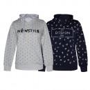 Großhandel Fashion & Accessoires: Sweatshirts  Mädchen ref. 051. Mode für Frauen