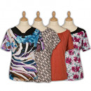 Blusas Mujer - Mujer Moda-Ropa