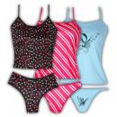 groothandel Badmeubilair & accessoires: Thong set Shirts - Damesmode