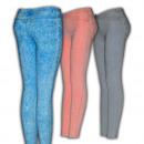grossiste Vetement et accessoires: Push UP pantalons. Réf 1102. Mode féminine