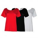 Großhandel Fashion & Accessoires: Damen-T-Shirts Ref. 541. Weibliche Mode