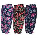 wholesale Trousers: Capri Women's  Pants 9967. Feminine fashion