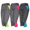 wholesale Trousers: Women's Sports Leggings Ref. 5002