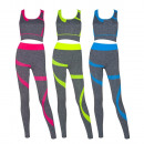 Großhandel Sportbekleidung: Frauensport-Sets Ref. HD 1