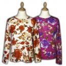 Großhandel Shirts & Tops:Damenhemden Ref. 671