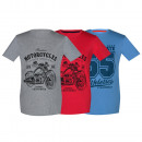 Disegni di magliette da uomo Rif. 1224.