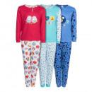 Großhandel Nachtwäsche: Kinderschlafanzüge Ref. 608. Kindermode