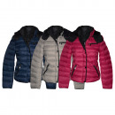 wholesale Coats & Jackets: Jackets Women Ref.  B 107. Feminine fashion