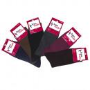 Großhandel Strümpfe & Socken: Damensocke Baumwolle Ref 1044
