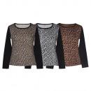 grossiste Vetement et accessoires: T-shirts pour femmes référence 1025. Mode féminine