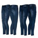 wholesale Jeanswear: Jeans Woman with Breaks Ref. S 180.