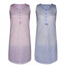 Großhandel Nachtwäsche:Nachthemd Frau Ref. 667