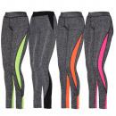wholesale Trousers: Women's Sports Leggin Ref. 1623. Fashion Sport