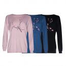 Großhandel Pullover & Sweatshirts:Damen Trikots Ref. J 223