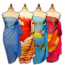 wholesale Swimwear: Sarongs Ref. 055. Swimwear.