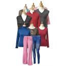 Großhandel Shirts & Tops: Viele verschiedene Kleidungsstücke Ref. 008