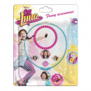 Fancy Jewelry Set 5 SOY LUNA
