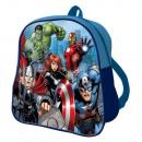 Backpack 24cm Avengers - Blue