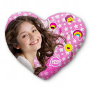 Coussin Forme Coeur SOY LUNA
