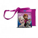 Square Shoulder Bag THE SNOW QUEEN - Rose