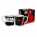 Coffret Mug Céramique 32cl STAR WARS - Kylo Ren