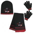 Beanie + Scarf + Gloves Star Wars - (Black & R