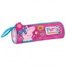 Trousse Scolaire Tube PEPPA PIG - Butterfly