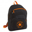 Zaino 41 centimetri CONVERSE - Black & Orange
