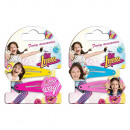 Set 2 Barettes Hair SOY LUNA - (Display 2