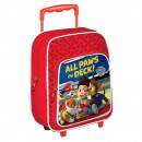 Trolley 28cm PAT PATROL - Red