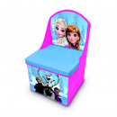 Chaise 2 en 1 LA REINE DES NEIGES