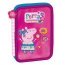 School kit Topped Peppa Pig - Butterfly