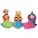 wholesale Baby Toys: Doudou Plush 30cm  WINNIE THE POOH - (A 2 Models