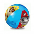 wholesale Balls & Rackets: Beach ball 40cm PAT PATROL