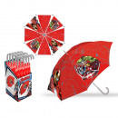 Manual umbrella 40cm Avengers - (Display of 24