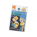 Set Coloring Minions - 6 Rooms