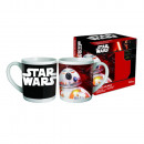 Box Ceramic Mug 32cl Star Wars - BB8