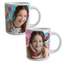 Coffret Mug Céramique 23cl SOY LUNA - (2 Modèles A