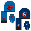 Beanie + Scarf + Gloves Spiderman - (2 Aces Models