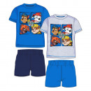 T-Shirt + Short  BOY 2 to 8 years PAT PATROL -