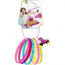 Elastic Bracelets Set 6 SOY LUNA - (Display