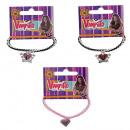 Bracelet + Pendant CHICA VAMPIRO (3 Models Asso