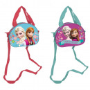 Half Moon handbag THE SNOW QUEEN - (2 Mod
